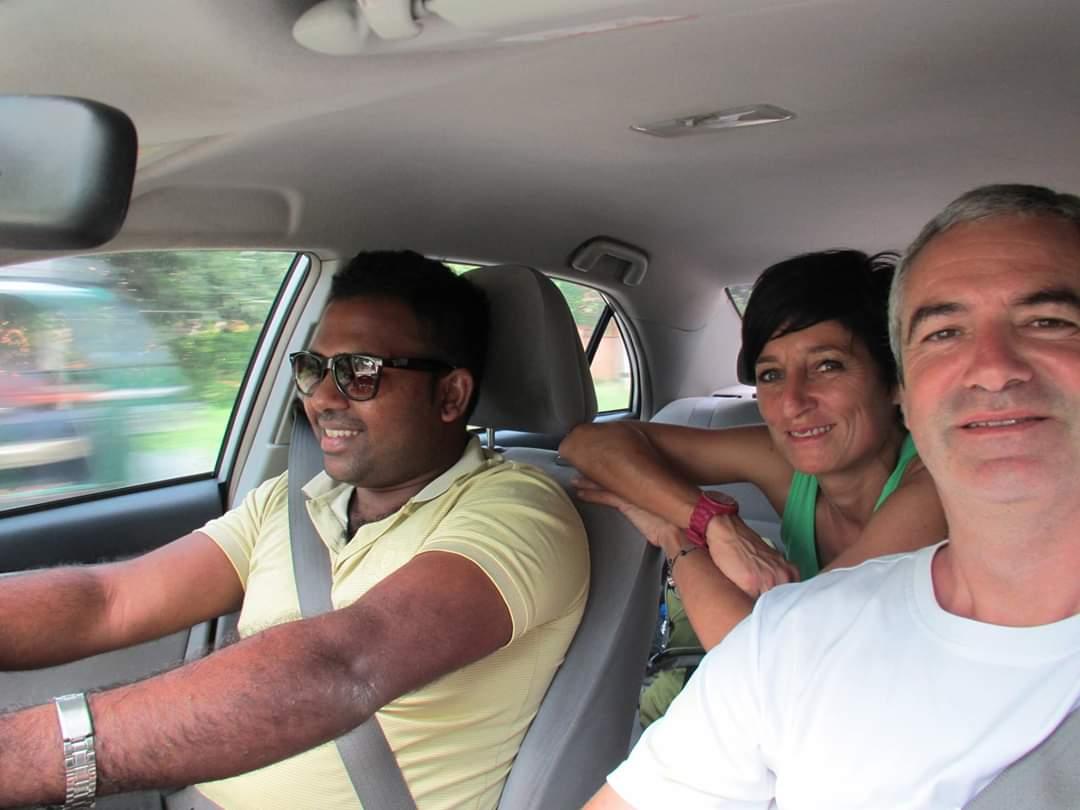 Private Driver on Tour Sri Lanka