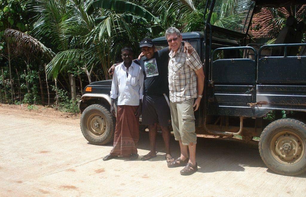 Private Driver Tour Sri Lanka