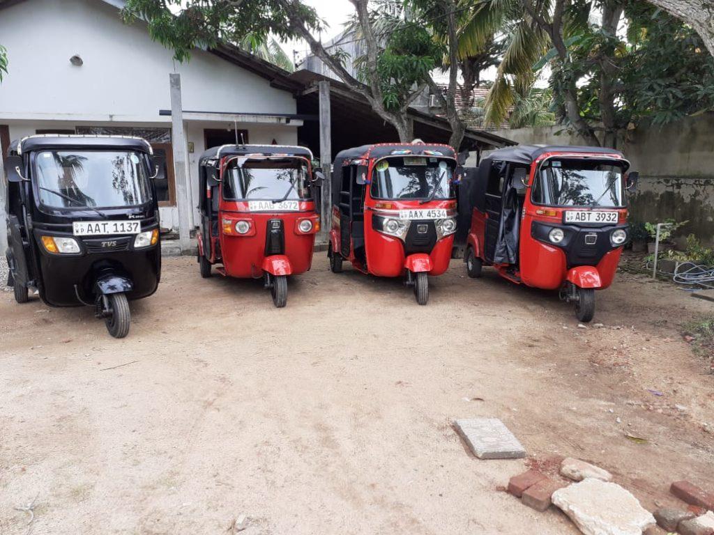 Sri Lanka Tuk Tuk Rental