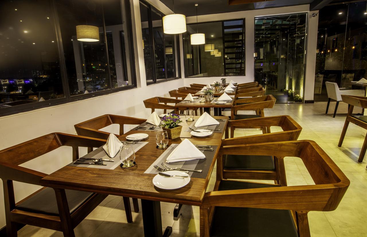 Sevana City Hotel Kandy Restaurant