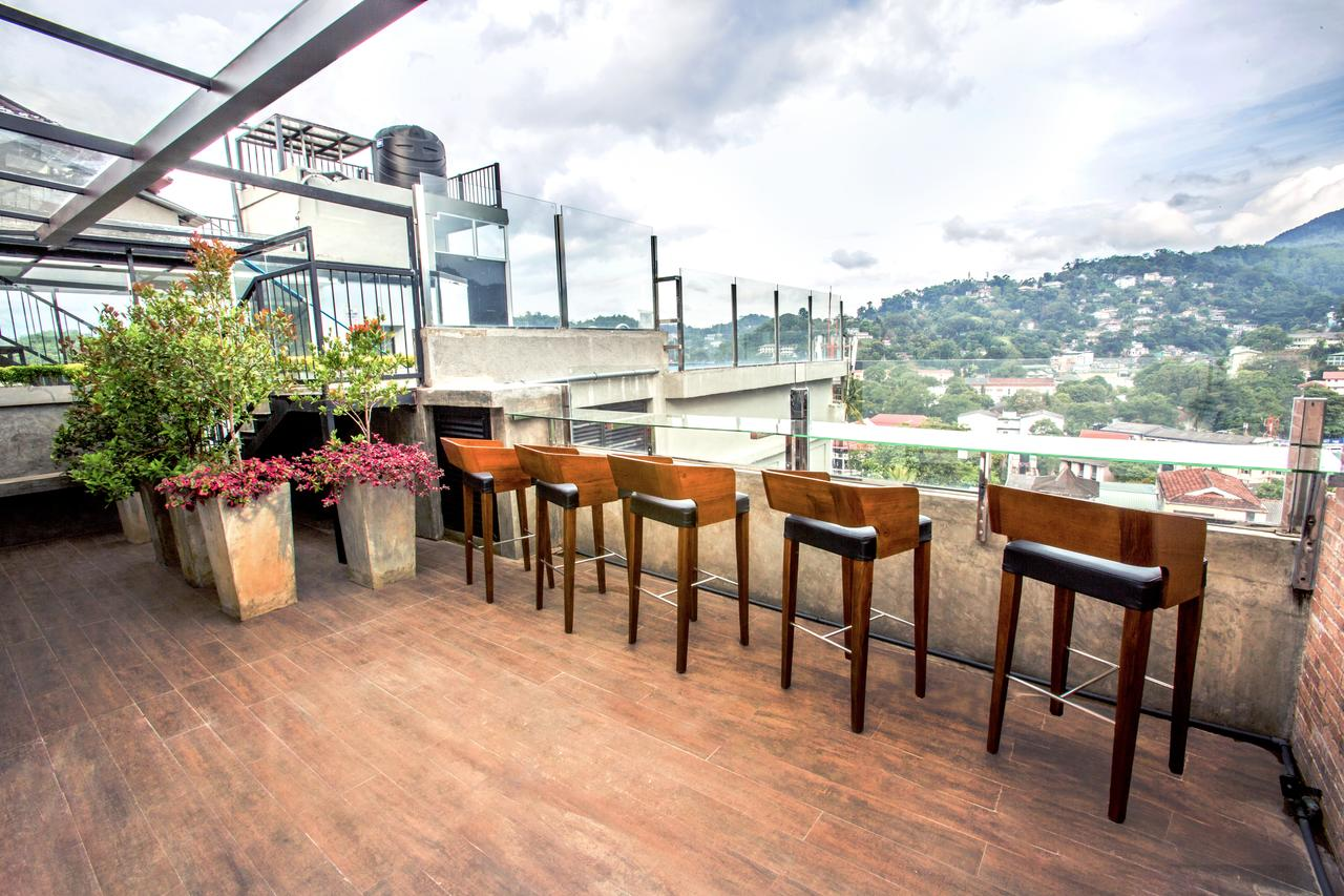 Sevana City Hotel Kandy Rooftop