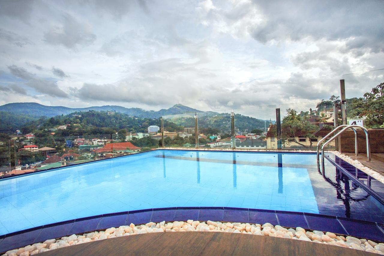 Sevana City Hotel in Kandy with Rooftop Pool
