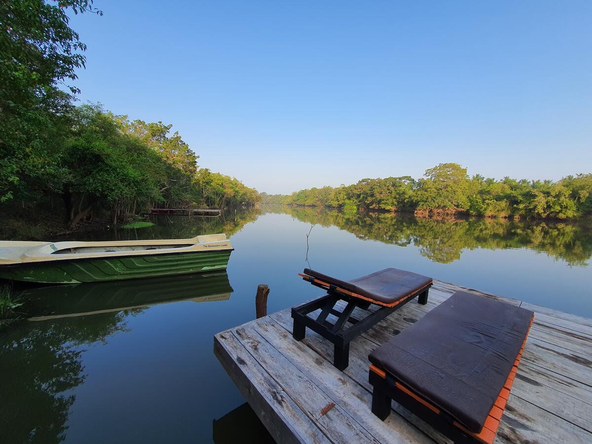 Riverside Backwater Lodge Wilpattu