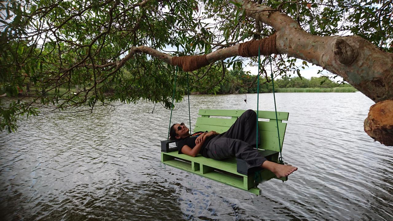 Relax at Wilpattu Backwater Lodge