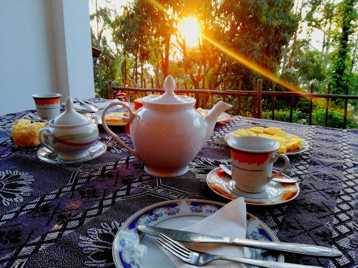 pearlview guesthouse ella breakfast