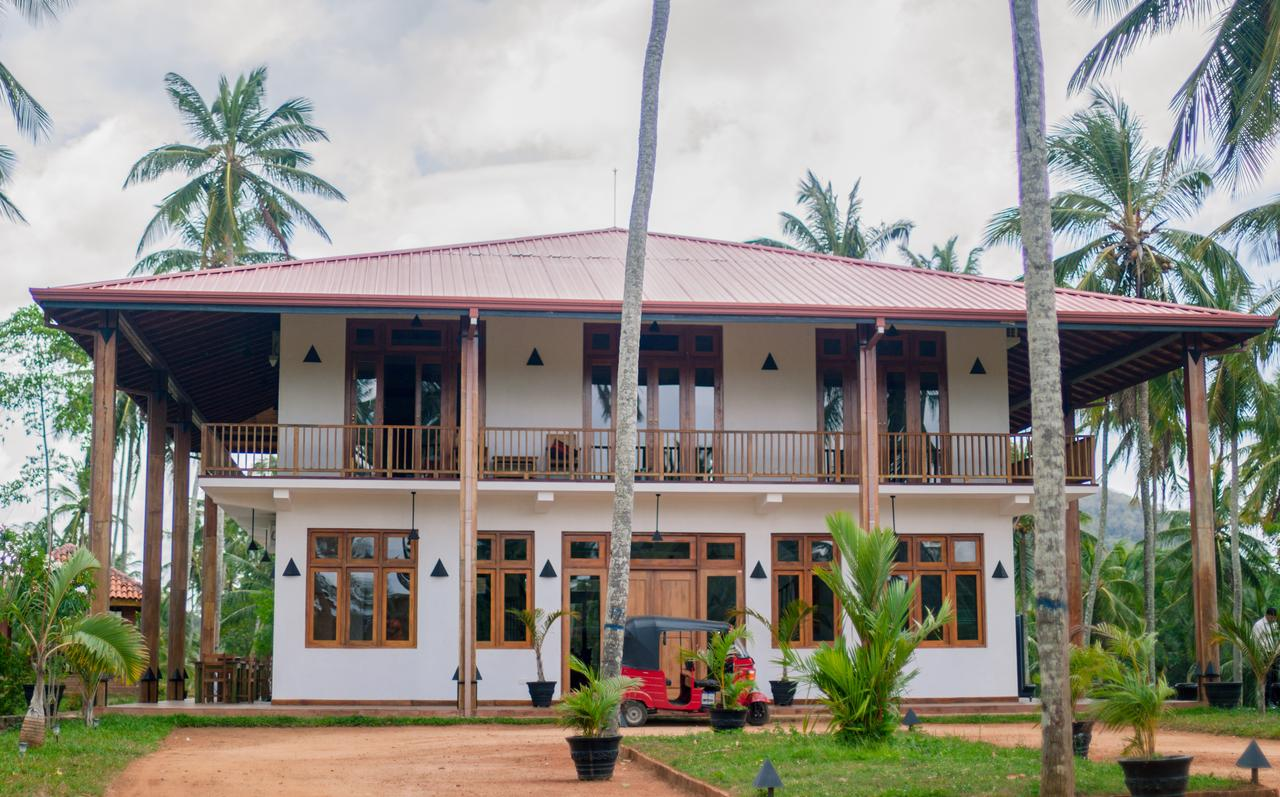 eco hotel jims farm villa dambulla luxury