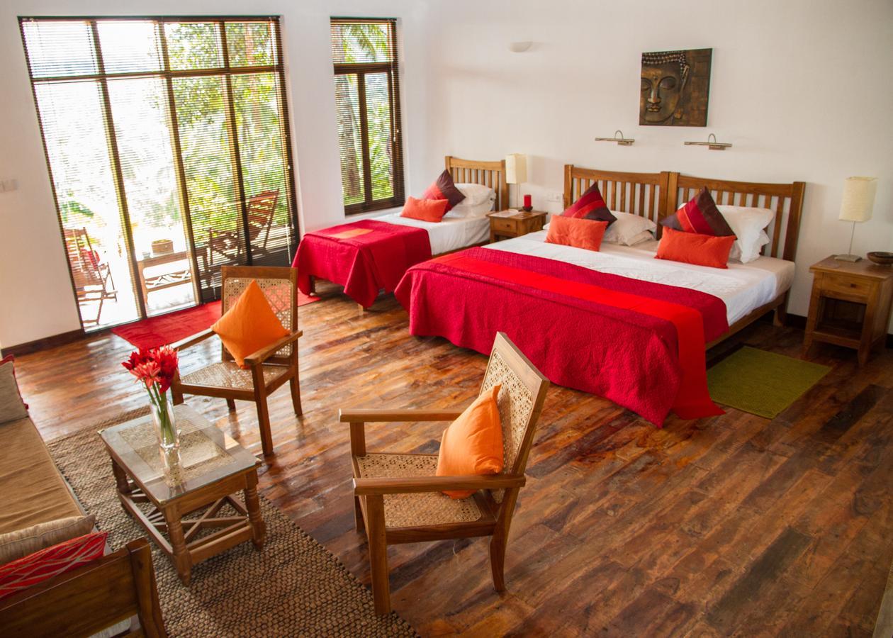 eco hotel jims farm villa dambulla rooms