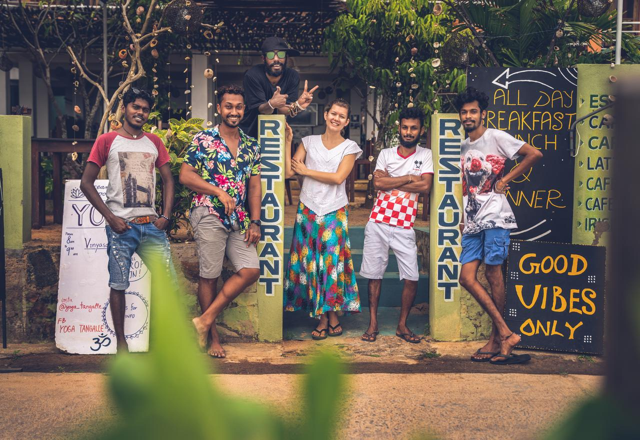 Tangalle Coppenrath Hostel Staff