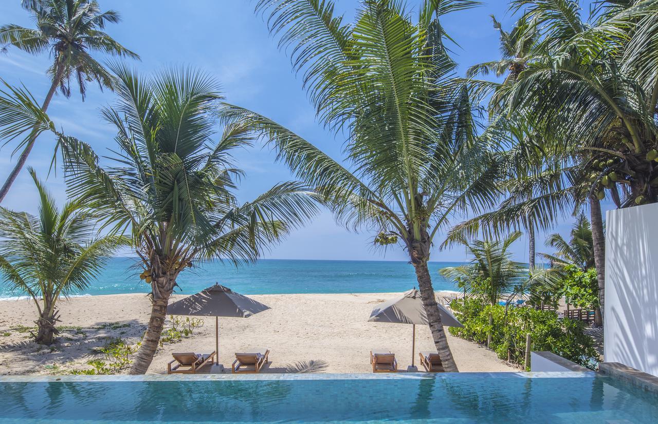 Mirissa Three Gables Boutique Villa private beach